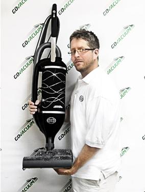 Sebo GV62712 Felix Crystallize Onyx Vacuum Cleaner'