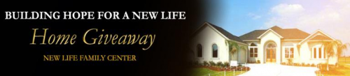 Building Hope for a New Life Home Giveaway'