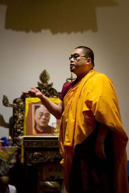 H.E. Tsem Tulku Rinpoche'