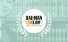 Expertise Rahman Law Award'