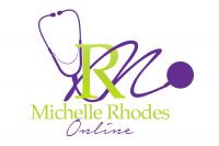 Michelle Rhodes Online Logo