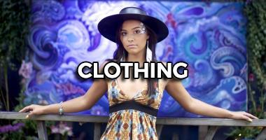 rave clothing'