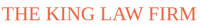 The King Law Firm Logo