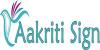 Aakriti LED Sign