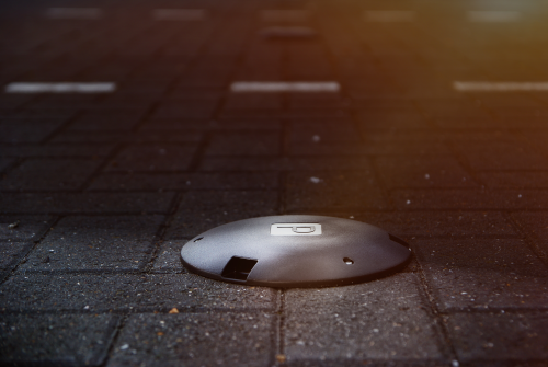 Nwave Parking Space Sensor'