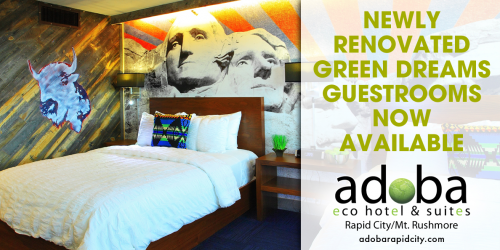 Adoba Eco Hotel Rapid City/Mt. Rushmore'