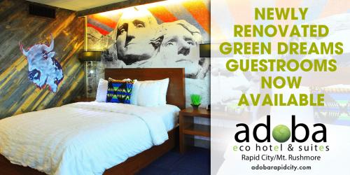 Adoba Eco Hotel Rapid City/Mt. Rushmore'