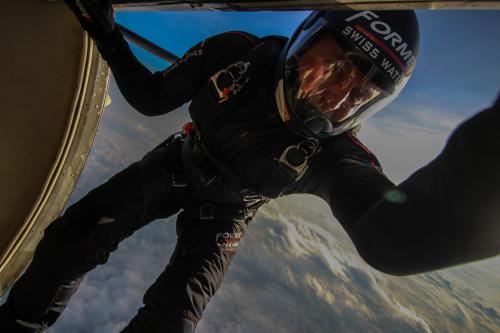 Marc Hauser Jetstream Training 01'