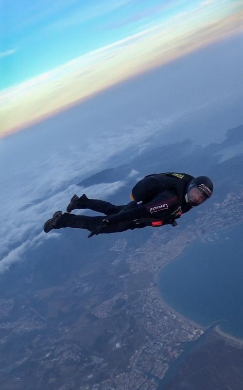 Marc Hauser Jetstream Training 02'