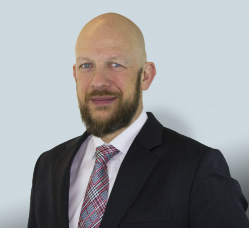 Hendrik Cosemans has recently joined Scully Signal Company a'