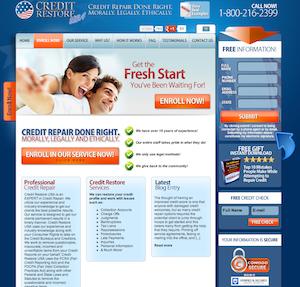 credit repair'