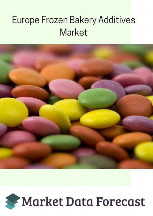 Europe Frozen Bakery Additives Market'