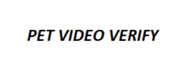 Pet Video Verify, Inc. Logo