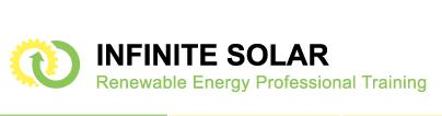 Logo for Infinite Solar Inc.'