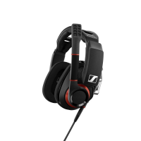 EXPERIENCE HIGH-FIDELITY GAMING AUDIO WITH THE GSP 500