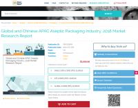 Global and Chinese APAC Aseptic Packaging Industry, 2018