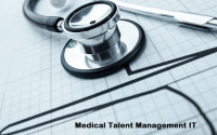 Medical Talent Management IT market