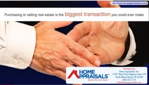 Home Appraisals'