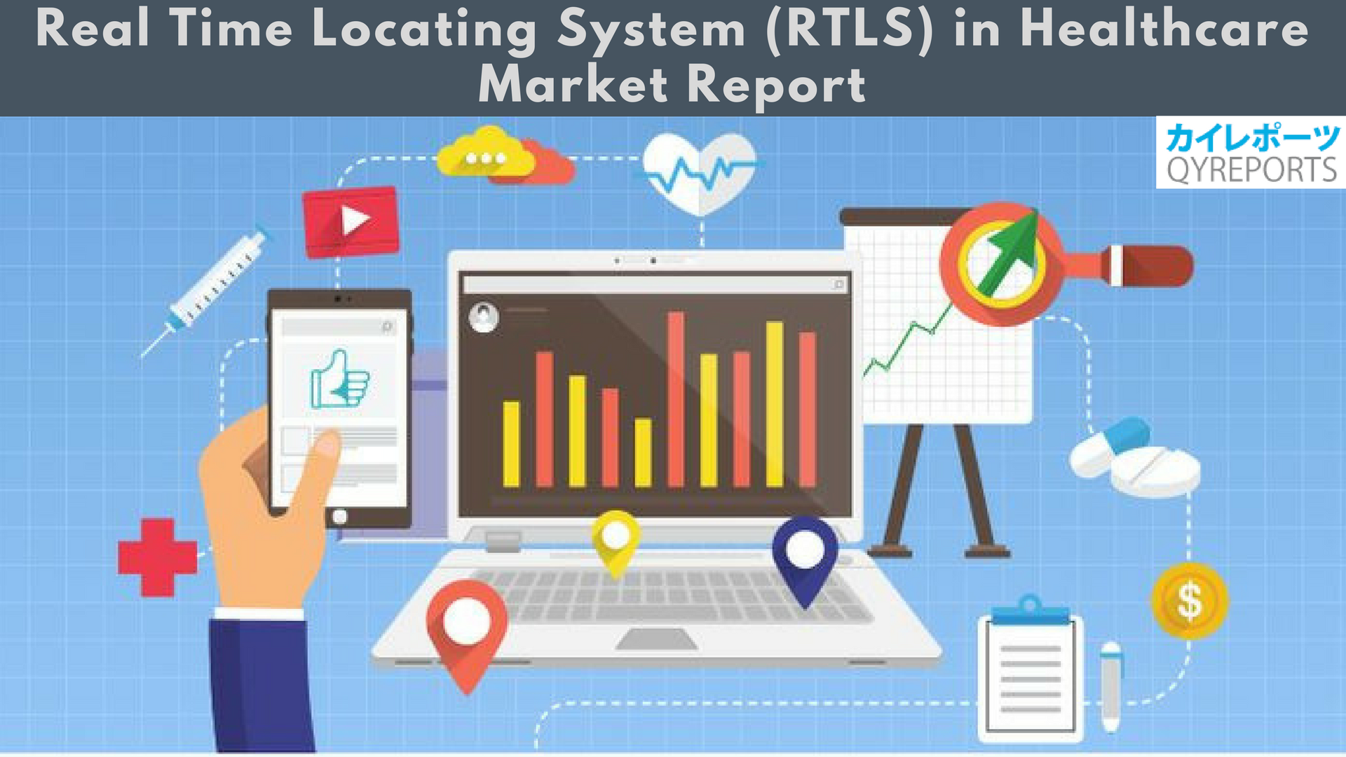 Real Time Locating System (RTLS) in Healthcare Market Is