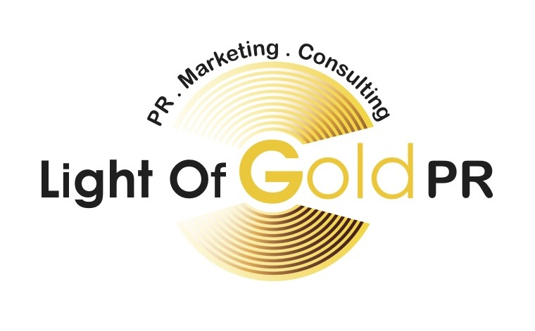 Light of Gold PR, Marketing, and Consulting LLC Logo