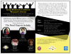 Gold Business Connect Women's Flyer'