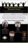 Image of Panel Speakers and Topics of Events'