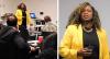 Image of Founder, Debra Dixon-Anderson Speaking'