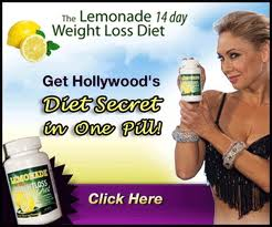 Lemonade Weight Loss Diet'