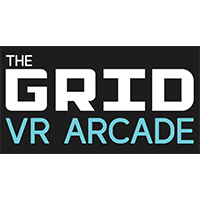 The Grid VR Arcade Logo