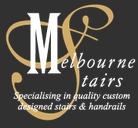 Company Logo For Melbourne Stairs'