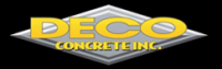 Deco Concrete & Pavers Logo