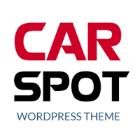 Automotive Wordpress Theme - CarSpot Logo