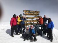 Climb Kilimanjaro on the 6-day Machame Route