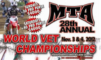 World Famous Veteran Motocross Championship at Glen Helen.