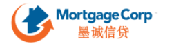 Mortgage Corp Logo