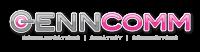 GennComm, LLC. Logo