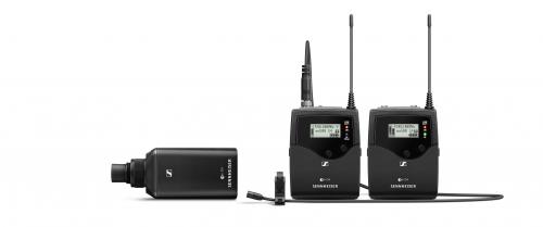The evolution wireless 500 FILM G4 combo set'