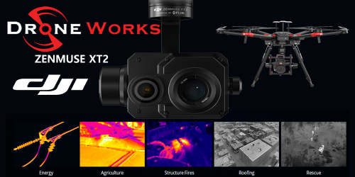 The next generation of thermal commercial drone solutions'