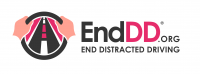 End Distracted Driving (EndDD.org) Logo