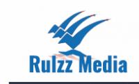 Rulzz Media/Online Media Logo