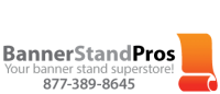 Banner Stands Pro Logo