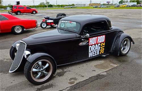 Hot Rod Drag Week'