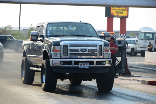 Champion Blue Flame to Attend  NADM's Texas Diesel Rou'