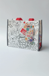 Coloring Reflective Shopping Bags'