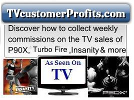 America's Best Home Business Shares TV Profits With You'