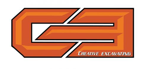 Company Logo For Creative Excavating'