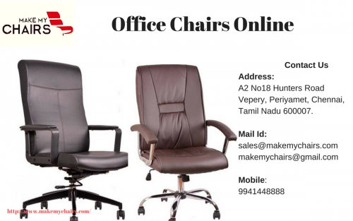 Visitor Chairs'
