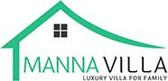 MANNA VILLA Logo
