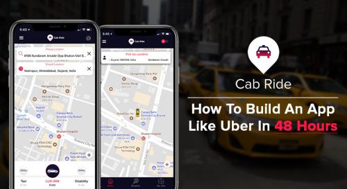 Uber App Clone'