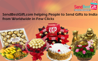SendBestGift.com helping People to Send Gifts to India